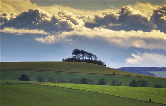 This image was shoot on location near the Marlborough Downs in Wiltshire, UK.